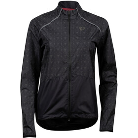 PEARL iZUMi BioViz Barrier Jacket Women, black/reflective deco